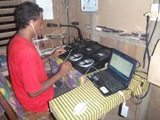 Community radio education project, Isabel Province, Solomon Islands (click for more info)